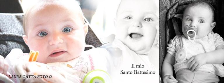 Fotolibro Battesimo Chiara