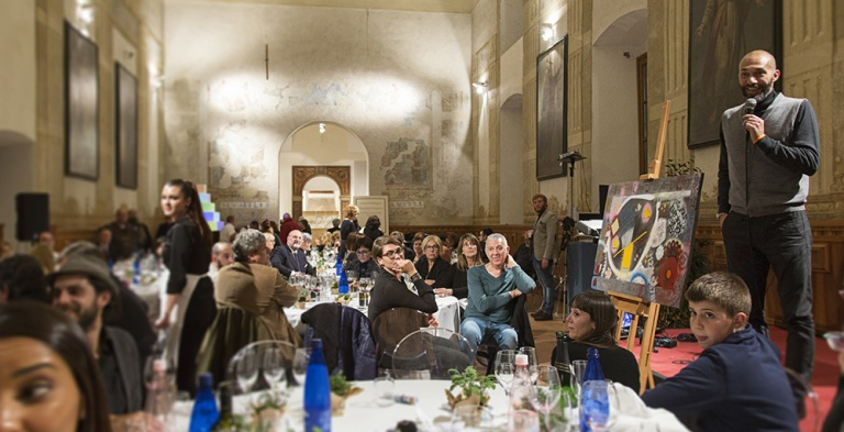 Cena di Beneficenza Max Laudadio (12)