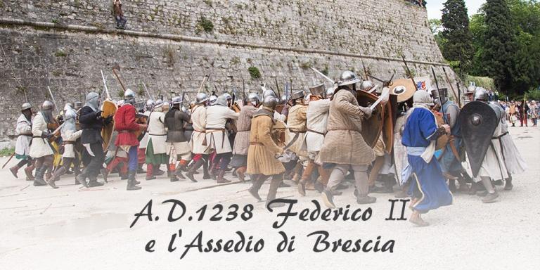 A.D.1238-Federico-II-e-l'Assedio-di-Brescia