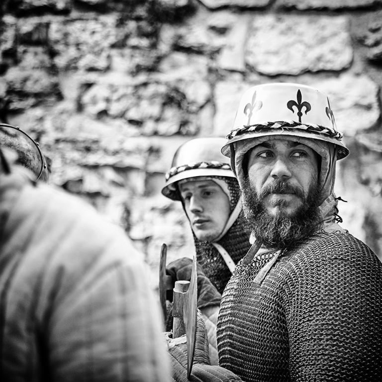 Rievocazione storica castello Confraternita del leone laura gatta (12)