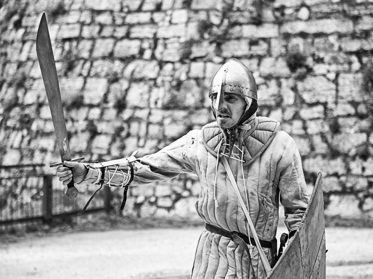 Rievocazione storica castello Confraternita del leone laura gatta (24)