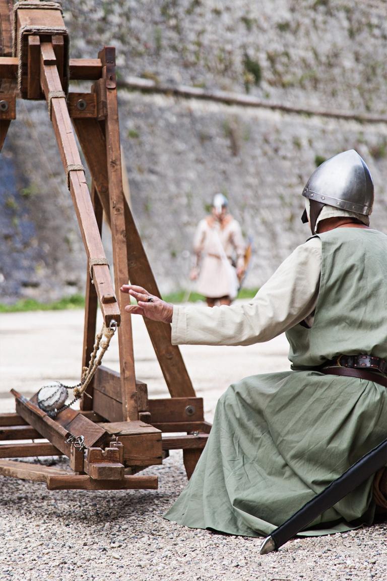 Rievocazione storica castello Confraternita del leone laura gatta (29)