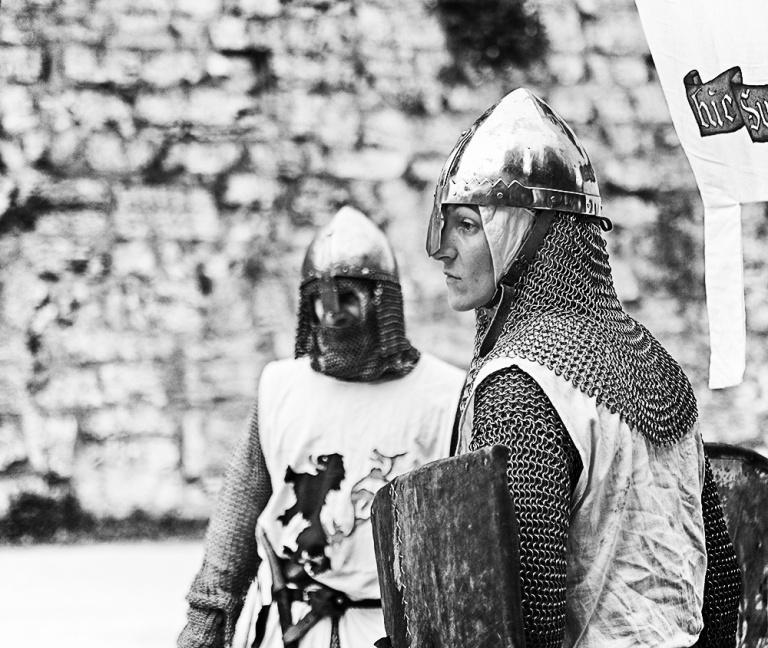 Rievocazione storica castello Confraternita del leone laura gatta (37)
