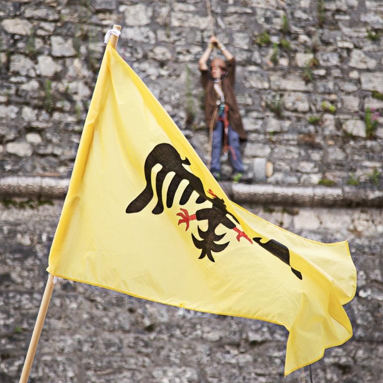 Rievocazione storica castello Confraternita del leone laura gatta (41)