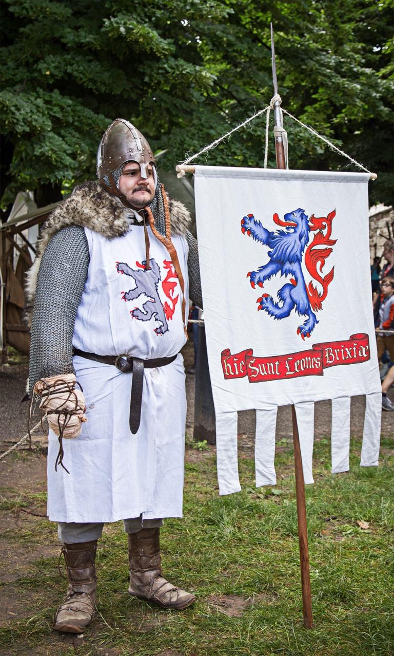 Rievocazione storica castello Confraternita del leone laura gatta (5)