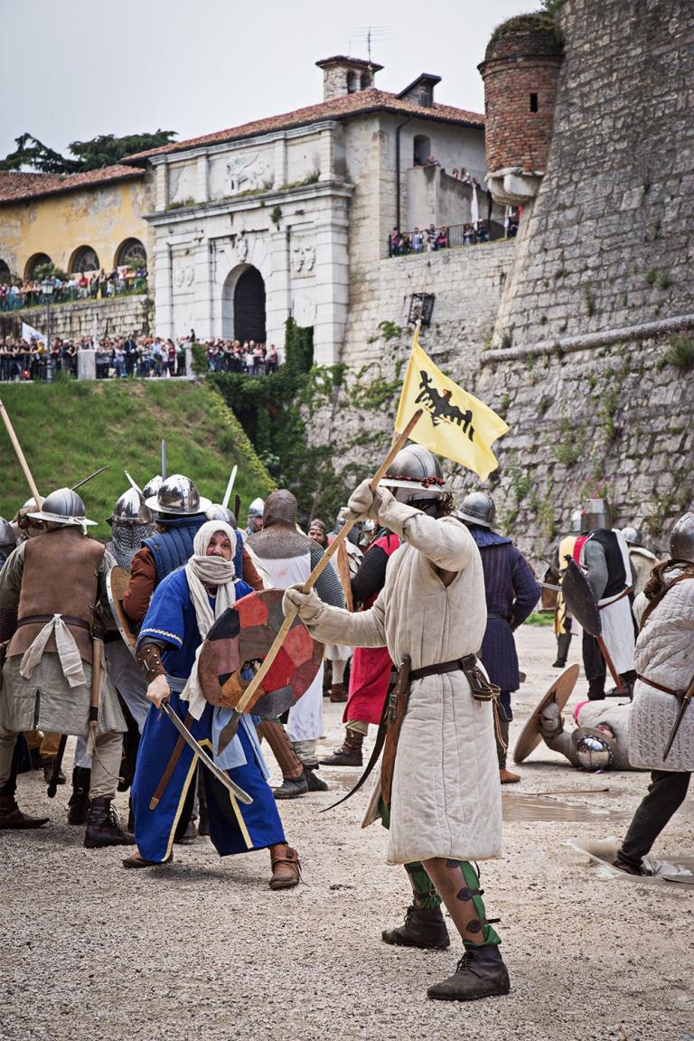 Rievocazione storica castello Confraternita del leone laura gatta (53)