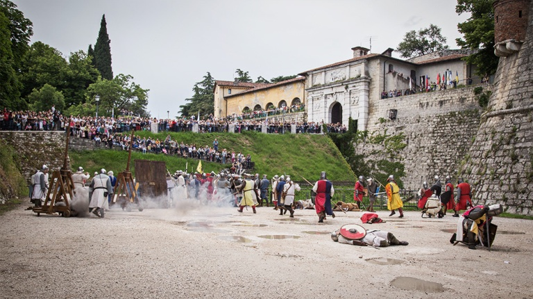 Rievocazione storica castello Confraternita del leone laura gatta (55)