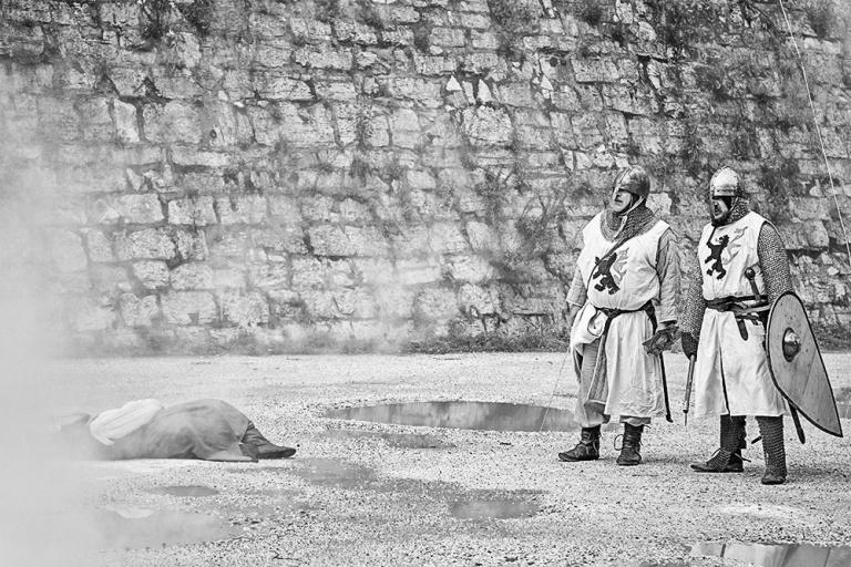Rievocazione storica castello Confraternita del leone laura gatta (56)