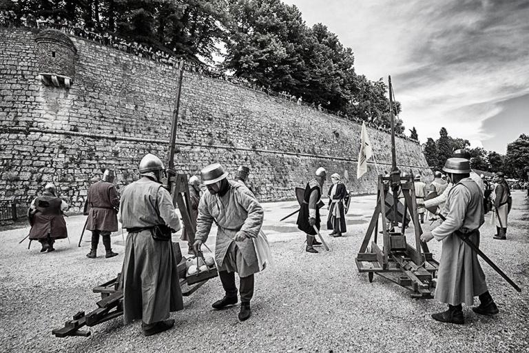 Rievocazione storica castello Confraternita del leone laura gatta (74)